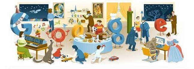 ultimo doodle 2012